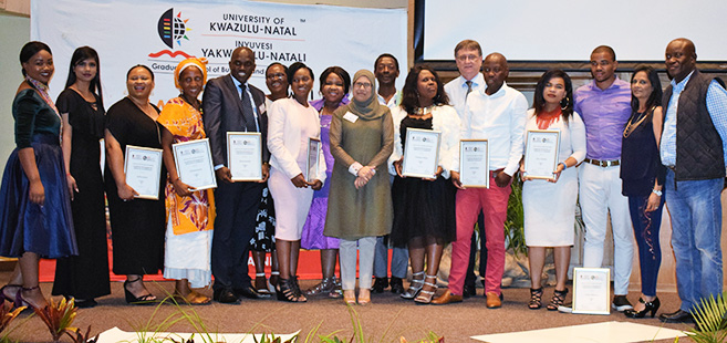 GSB&L's Champions Programme's Entrepreneurs are bringing Local Economic Development to their Communities