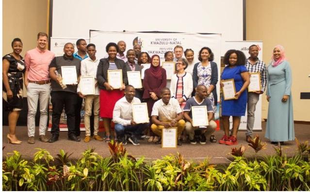 Fifteen Entrepreneurs Honoured in Business School Champions Programme